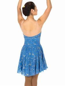 Jerrys Ballet Blue Dance Dress