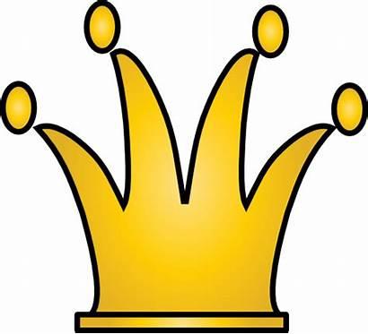 Crown Clipart Icon تاج صوره Domain اصفر