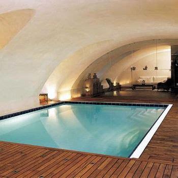 construction et int 233 gration d une piscine int 233 rieure dans une maison