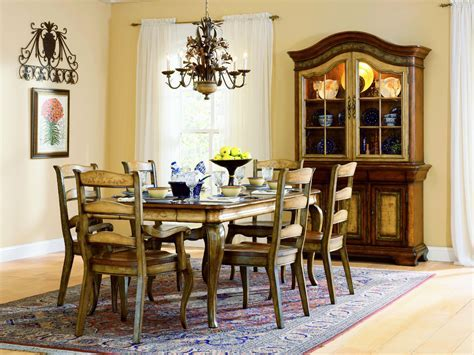 Dining Room Country Pictures Knob Creek Furniture Rustic