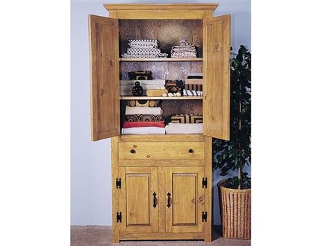 indoor furniture plans linen closet plan