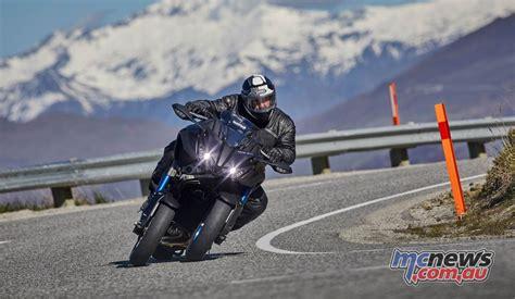 Yamaha Niken Wheelie by Yamaha Niken Review Three Legs Mcnews Au