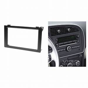 11 093 Car Audio Facia For Saab 9 3 Stereo Dash Kit