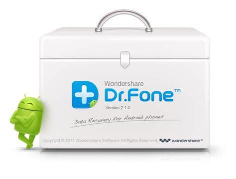 wondershare dr fone android espa 241 ol versi 243 n 4 1 0 71