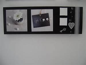 Cadre Deco Noir Et Blanc : cadres ~ Melissatoandfro.com Idées de Décoration