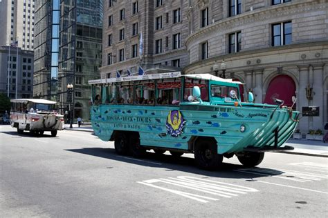Duck Boat Tours Of Boston by Boston Duck Tours Is Aiming To Reassure Riders After The