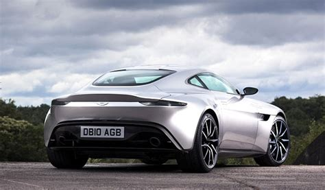 Everything you need to know about James Bond's Aston ...