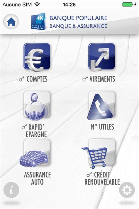 assurance auto banque populaire l application cyberplus mobile 233 volue banque populaire occitane