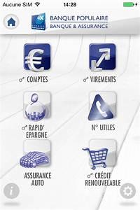 Assurance Auto Banque Populaire : l application cyberplus mobile volue banque populaire occitane ~ Medecine-chirurgie-esthetiques.com Avis de Voitures