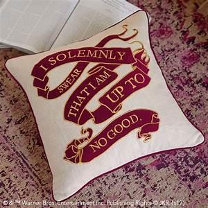 HARRY POTTER™ Marauder's Map Pillow Cover PBteen