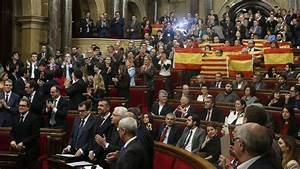 Catalonia independence: Parliament votes to start ...