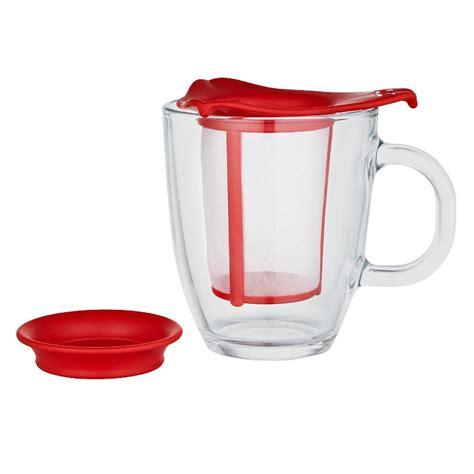 tasse a the avec filtre tasse bodum yo yo set mug avec filtre 30 cl 224 l unit 233 bodum