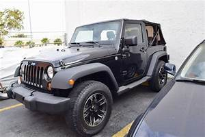 Well Maintained 2011 Jeep Wrangler Sport 4 U00d74 For Sale