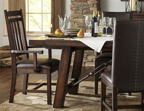 havertys kitchen tables dining rooms arden ridge trestle table dining rooms
