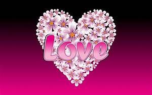 Blumen Der Liebe : heart shaped blumen der liebe 1920x1200 hd hintergrundbilder hd bild ~ Orissabook.com Haus und Dekorationen