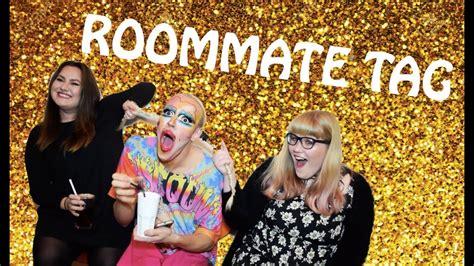 DZĪVOJOT AR KLAUNU #RoommateTag - YouTube