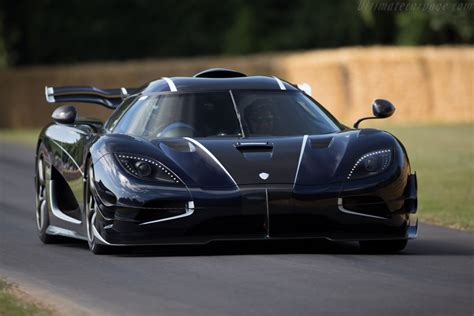 Koenigsegg One 1 Chassis 7110 2015 Goodwood Festival