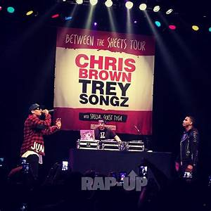Chris Brown and Trey Songz Announce 'Between the Sheets ...