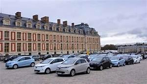 Renault Versailles : el renault zoe celebra su cumplea os en versalles forococheselectricos ~ Gottalentnigeria.com Avis de Voitures