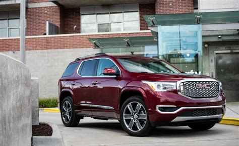 2020 Gmc Acadia Denali by 2020 Gmc Acadia Denali Rumor Specifications All Terrain