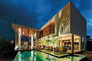 Stunning, Brazilian, Home, X11, By, Spagnuolo, Architecture