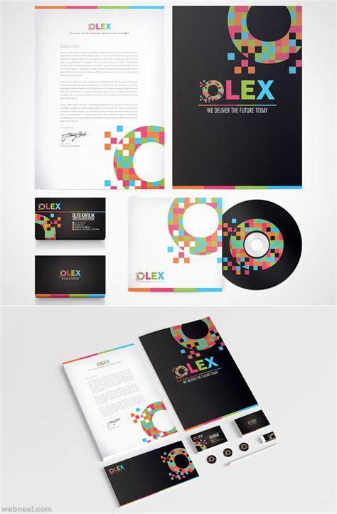 creative branding identity design examples