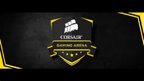 corsair gaming arena  announced pre sea ti qualifier