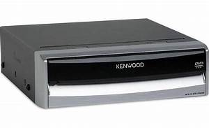 Kenwood Dvd Player  Navigation Package Includes The Ddx7017 And Kna