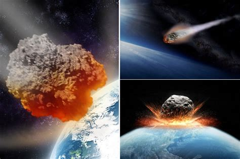 asteroid  tx  hit earth   nasa