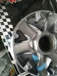 Jual Pulley Sps Racing Thailand Honda Vario Beat Scoopy Fi