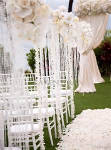 outdoor wedding aisle decor 50 best garden wedding aisle decorations pink lover