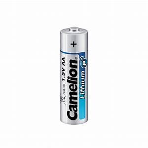 Lithium Aa Batterie : camelion lithium aa batteries 2 pack ~ Orissabook.com Haus und Dekorationen