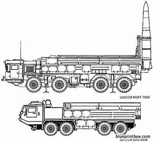 Iskander 9m72 Plans