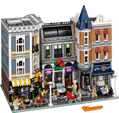 Lego Set by 10255 1 Assembly Square Brickset Lego Set Guide And