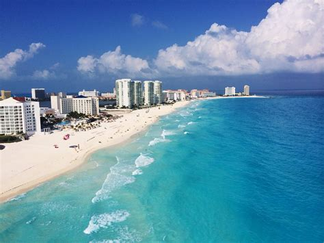cancun mexico amazing tourists destination found the world