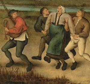 The Dancing Plague of 1518 – The Public Domain Review