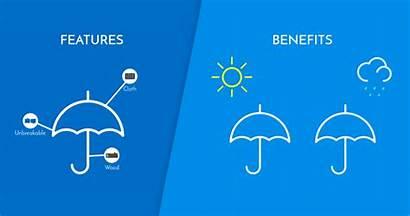 Benefits Features Example Umbrella Elements Sheet Cheat