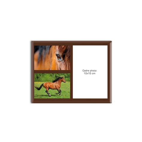 cadre photo cheval 224 personnaliser