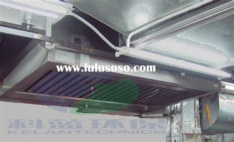 Stainless Steel Commercial Kitchen Range Hood for sale