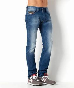 Jean Diesel Homme Slim : jean slim pour homme diesel ~ Melissatoandfro.com Idées de Décoration