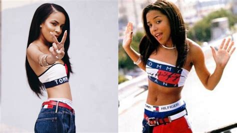 we recreated some of aaliyah s greatest looks and reflect what s taught us