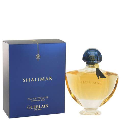 shalimar by guerlain eau de toilette spray 3 oz for ebay