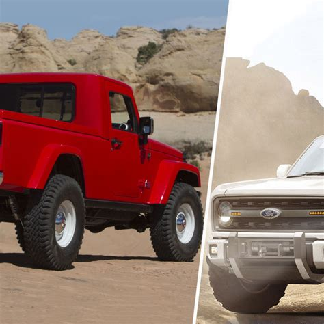 ford jeep 2020 2017 jeep wrangler vs 2020 ford bronco which