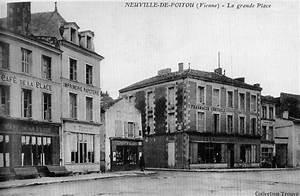 Neuville Du Poitou : photo neuville de poitou 86170 place et rue paul bert d but xxe si cle carte postale ~ Medecine-chirurgie-esthetiques.com Avis de Voitures