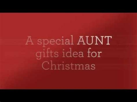 a special aunt gifts idea for christmas by jaclinart youtube