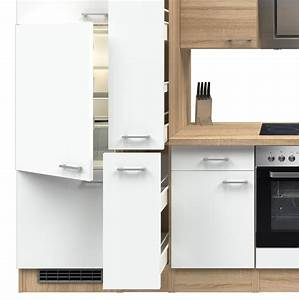 Küchenzeile 310 Cm : k chenzeile rom k che mit e ger ten 16 teilig breite 310 cm wei k che k chenzeilen ~ Indierocktalk.com Haus und Dekorationen