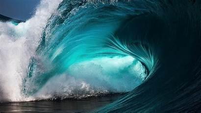 Water Wave Ocean Sea Waves Tsunami Wallpapers