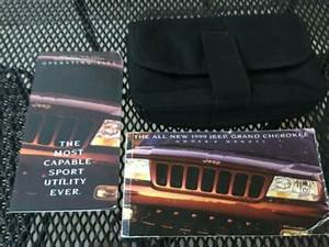 1999 Jeep Grand Cherokee Owners Manual   Quick Tips Guide