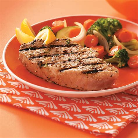 tuna steak grilled tuna steak