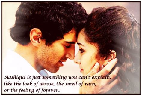 Aashiqui 2 Movie Images With Love Quotes